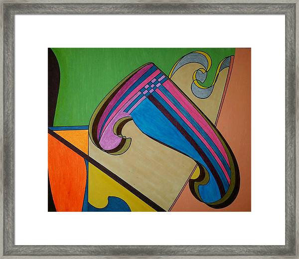 Dream 317 Framed Print