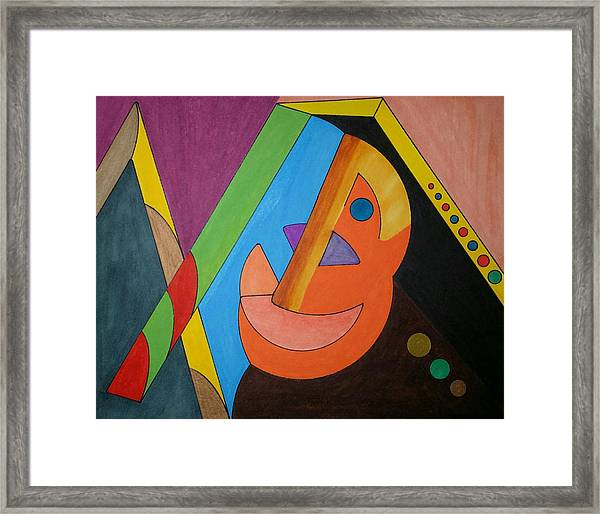Dream 318 Framed Print