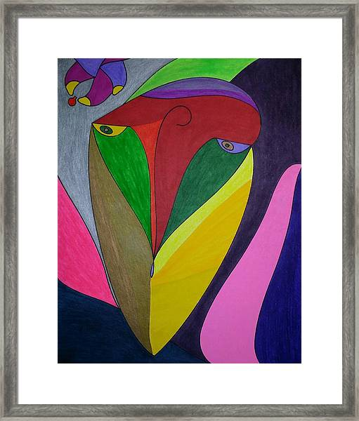 Dream 320 Framed Print