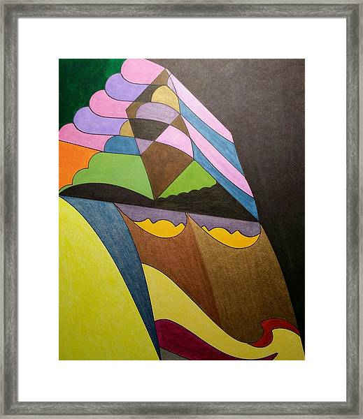 Dream 321 Framed Print