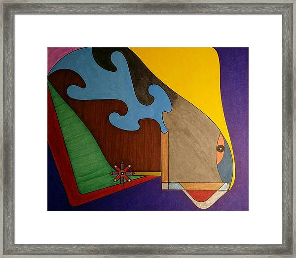 Dream 323 Framed Print