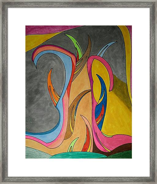 Dream 324 Framed Print