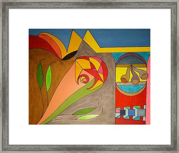 Dream 326 Framed Print