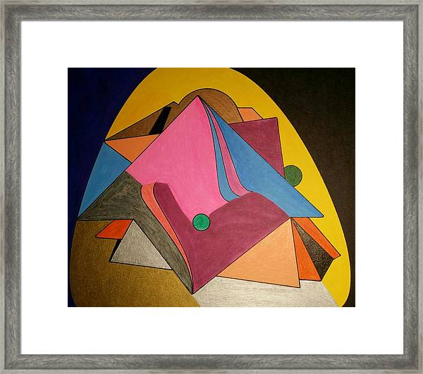 Dream 327 Framed Print