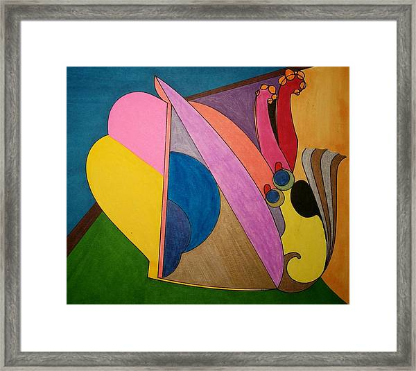 Dream 328 Framed Print