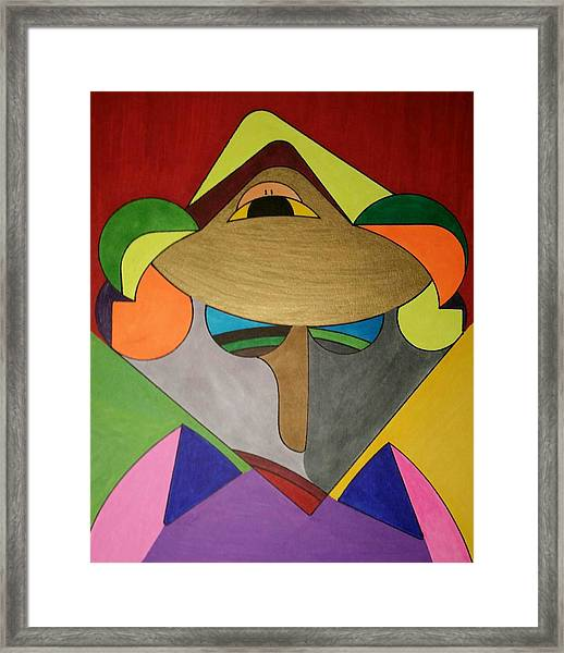 Dream 331 Framed Print