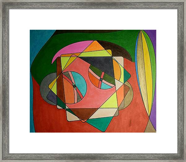 Dream 332 Framed Print