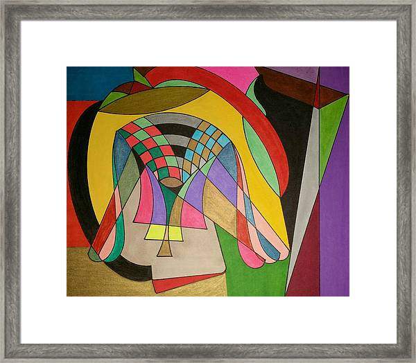 Dream 333 Framed Print