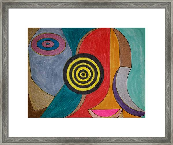 Dream 90 Framed Print
