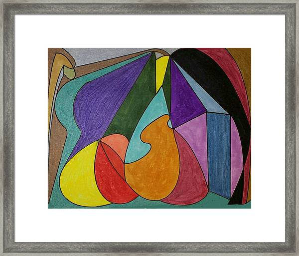 Dream 96 Framed Print