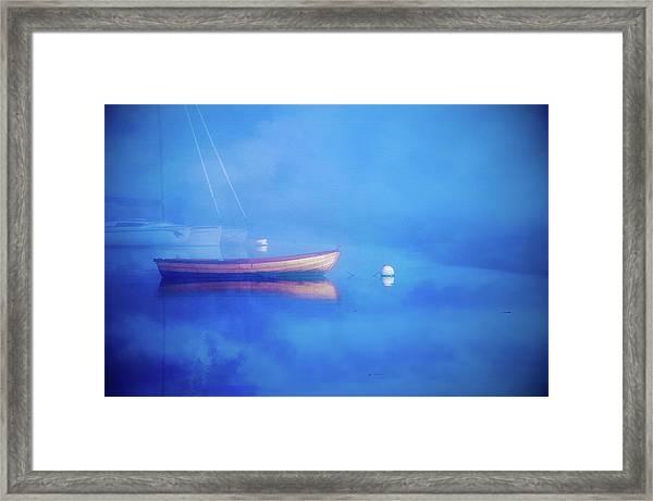 Dream Fog Framed Print