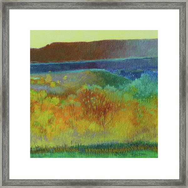 Dream Of Dakota West Framed Print