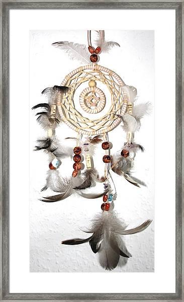 Dreamcatcher Framed Print by Toon De Zwart