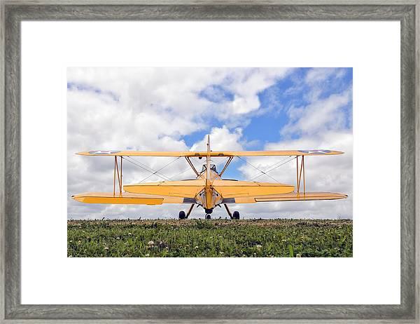 Dreaming Of Flight Framed Print