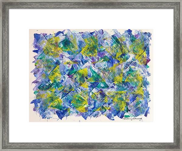 Dreaming Of Winter Framed Print