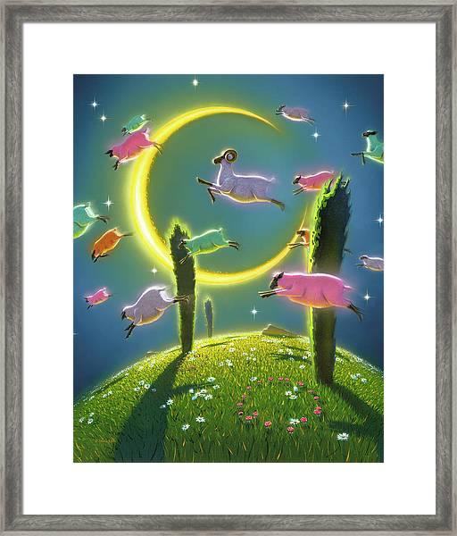 Dreamland II Framed Print