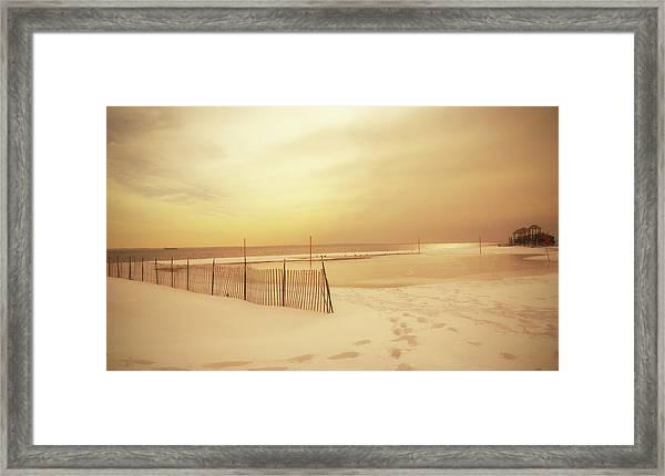 Dreams Of Summer Framed Print
