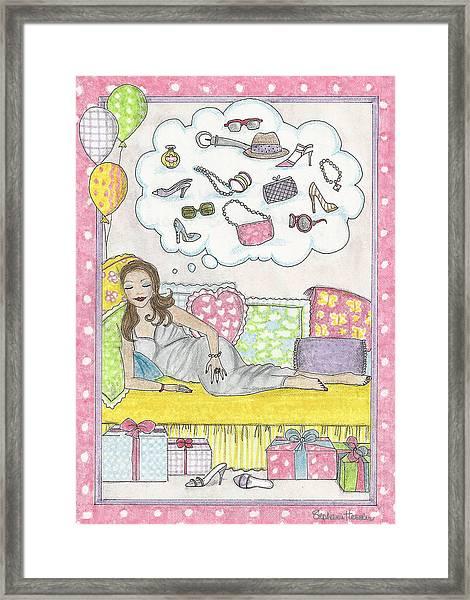Dreams Framed Print