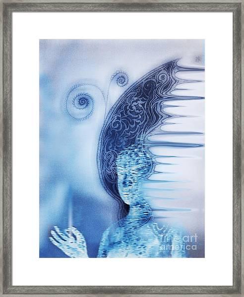 Dreamy Dream Framed Print