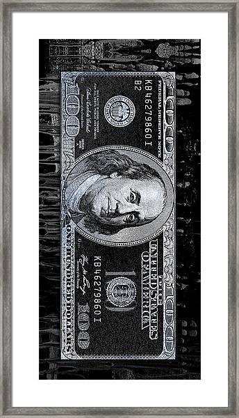 Drippin Bens Framed Print