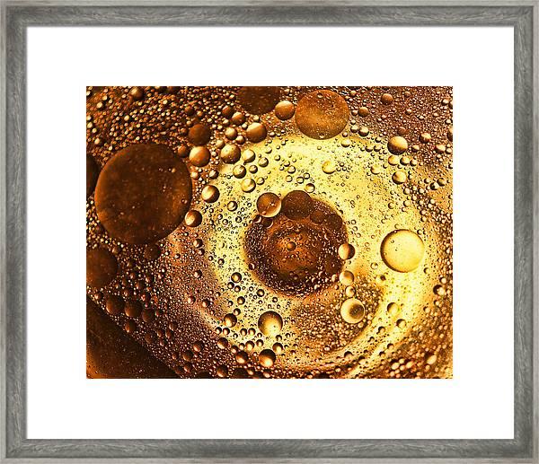 Drown In Beer Framed Print