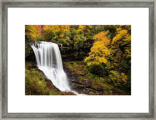Dry Falls Framed Print by Jim Neal