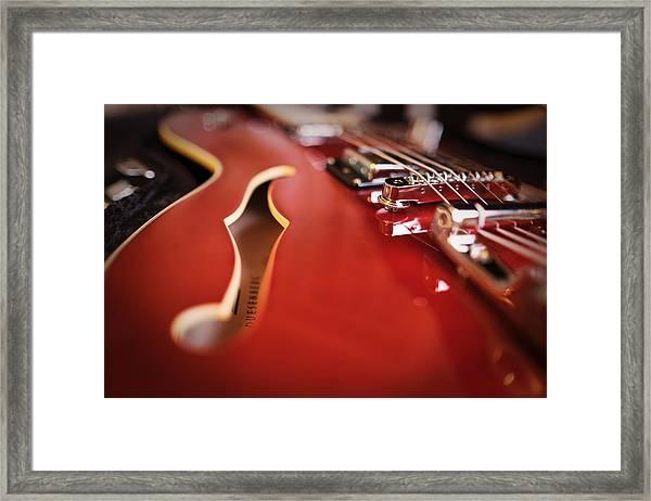 Duesenberg Framed Print