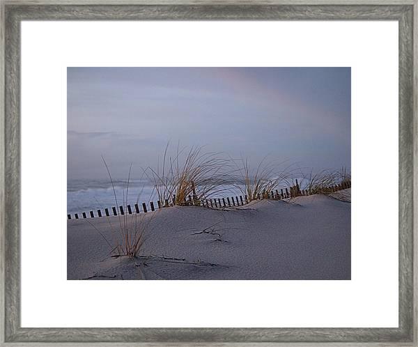 Dune View 2 Framed Print