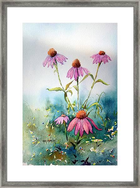 Dusky Morn Framed Print