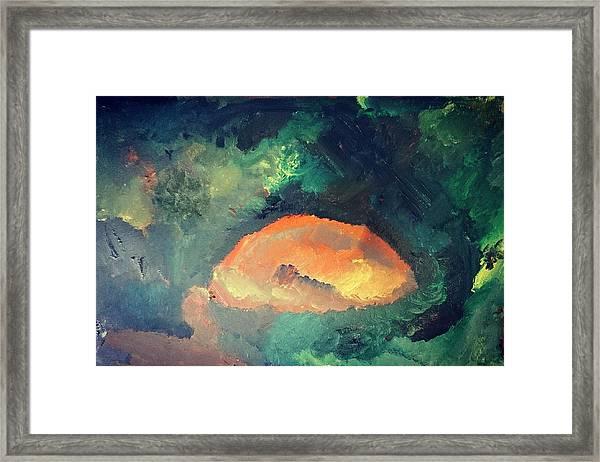 Dutch Sunrise Framed Print
