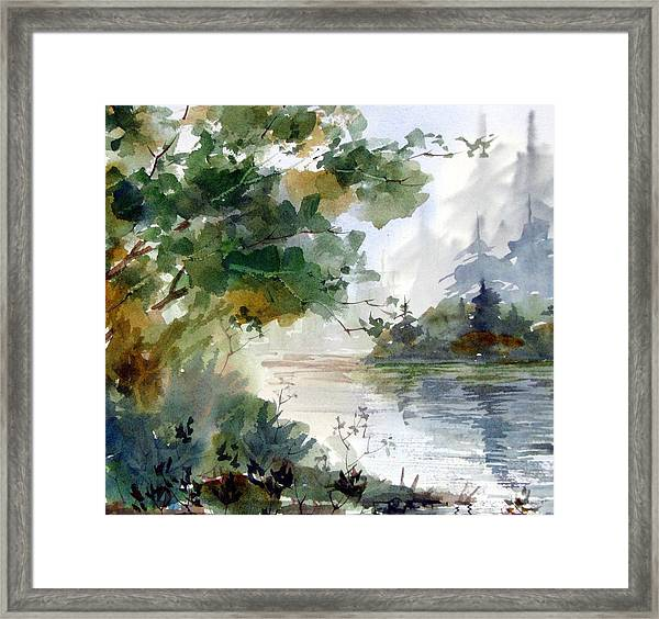 Early Morning Framed Print by Chito Gonzaga