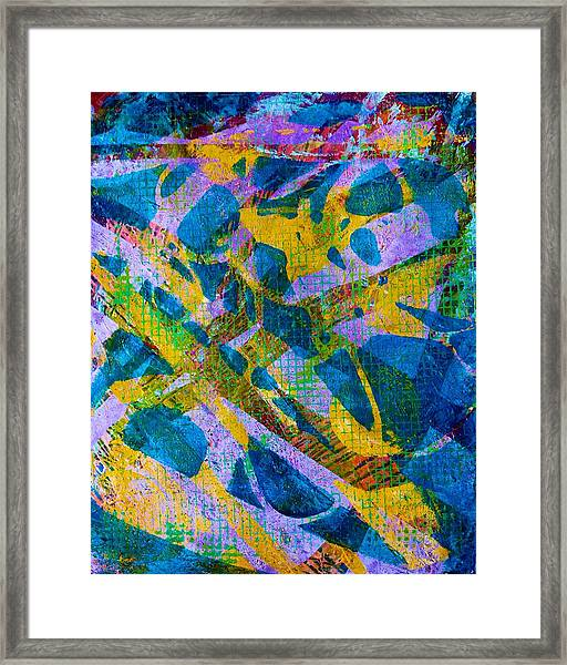 Earnest Twilight Framed Print