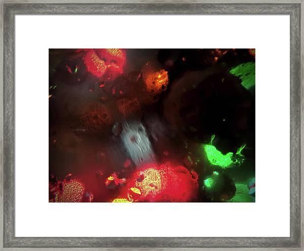 Earth Intruders Framed Print