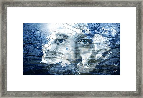 Earth Wind Water Framed Print