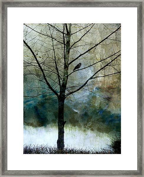 Eastward Framed Print