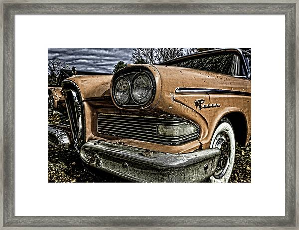 Edsel Ford's Namesake Framed Print