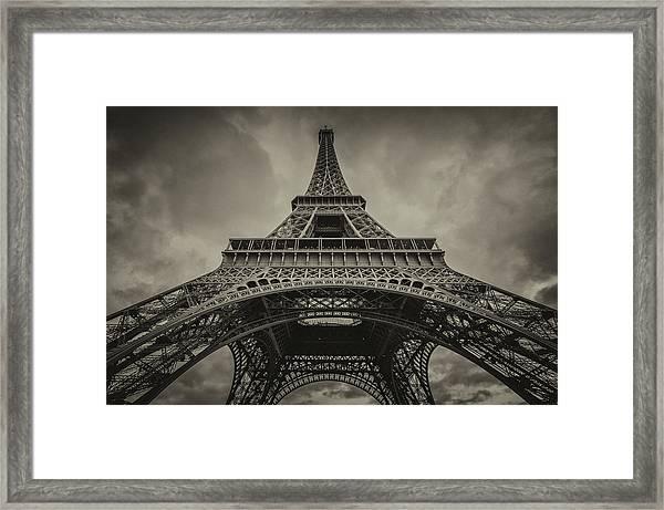 Eiffel Tower 1 Framed Print