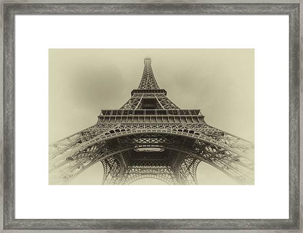 Eiffel Tower 2 Framed Print