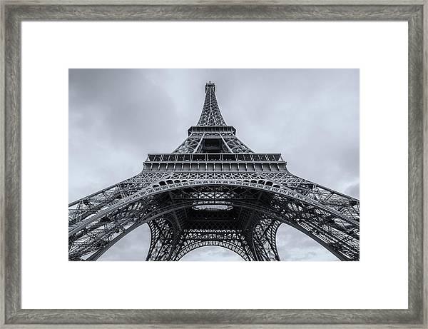 Eiffel Tower 3 Framed Print
