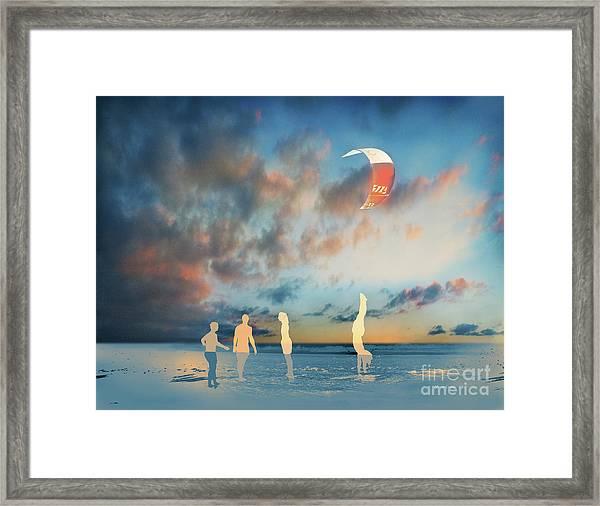 El Pino Framed Print