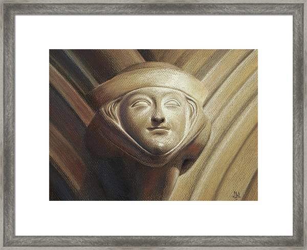 Eleanor Of Aquitaine Framed Print