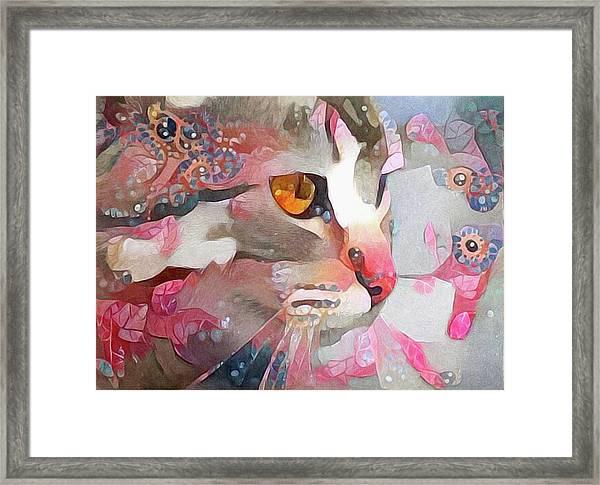Electra Framed Print