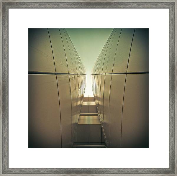 Elevation I Framed Print