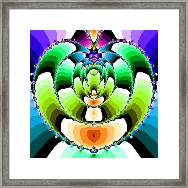 Elevilenix Framed Print