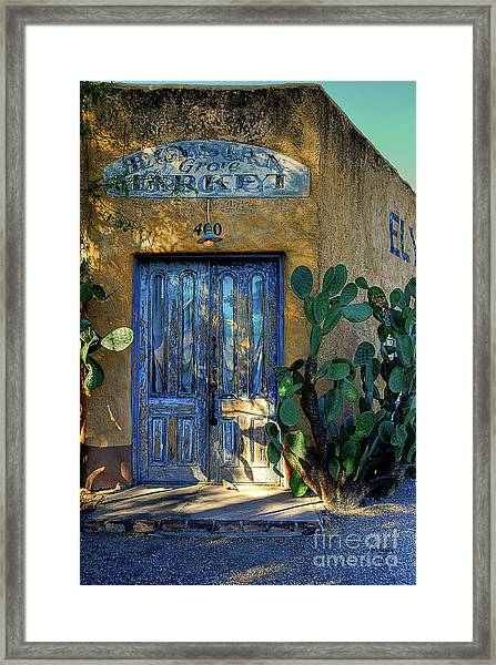 Framed Print featuring the photograph Elysian Grove In The Morning by Lois Bryan