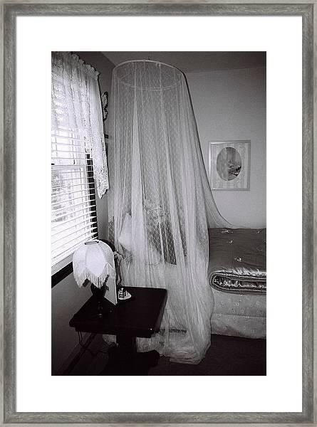 Emily's Room Framed Print
