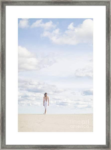 Endlessly Framed Print