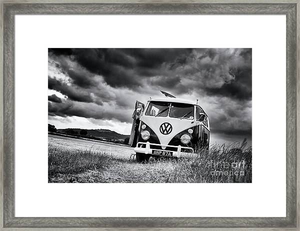 English Summer  Framed Print by Tim Gainey