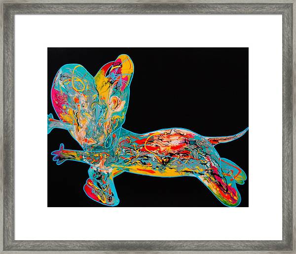 Enless Possibilities Framed Print
