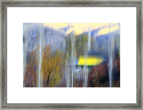 Enticer Framed Print by Robert Shahbazi